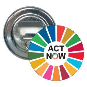 ABRIDOR REDONDO ACT NOW ODS SDG DESARROLLO SOSTENIBLE #1