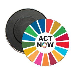 IMAN REDONDO ACT NOW ODS SDG DESARROLLO SOSTENIBLE #1