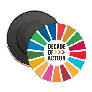 IMAN REDONDO ODS SDG DESARROLLO SOSTENIBLE DECADE OF ACTION #2