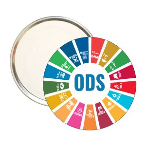 ESPEJO REDONDO DESARROLLO SOSTENIBLE ODS SDG