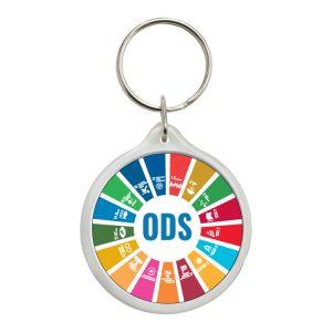 LLAVERO REDONDO DESARROLLO SOSTENIBLE ODS SDG