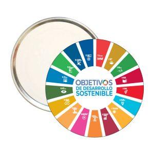 ESPEJO REDONDO ODS SDG DESARROLLO SOSTENIBLE #3