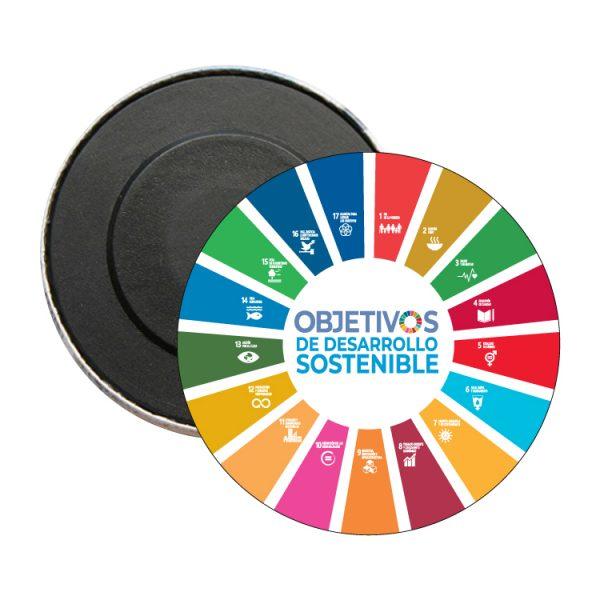 IMAN REDONDO ODS SDG DESARROLLO SOSTENIBLE-#3