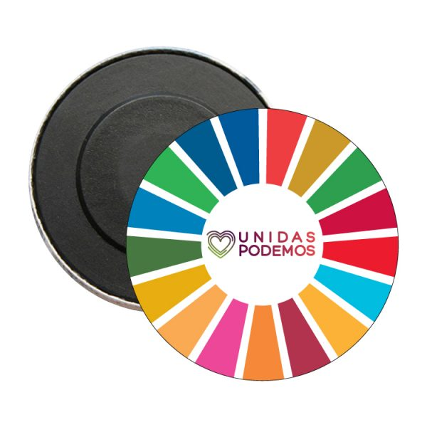 IMAN REDONDO ODS SDG DESARROLLO SOSTENIBLE UNIDAS PODEMOS