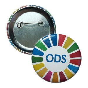 CHAPA ODS – OBJETIVOS DESARROLLO SOSTENIBLE – SDG -UNDP- 5