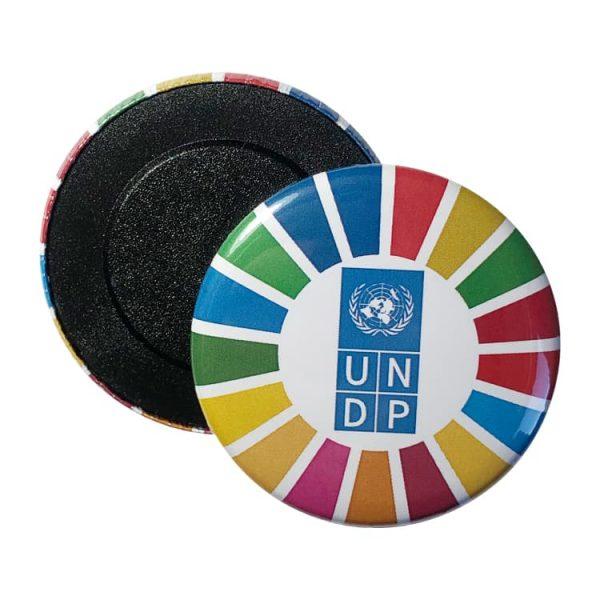 IMAN REDONDO ODS – OBJETIVOS DESARROLLO SOSTENIBLE – SDG -UNDP - 9